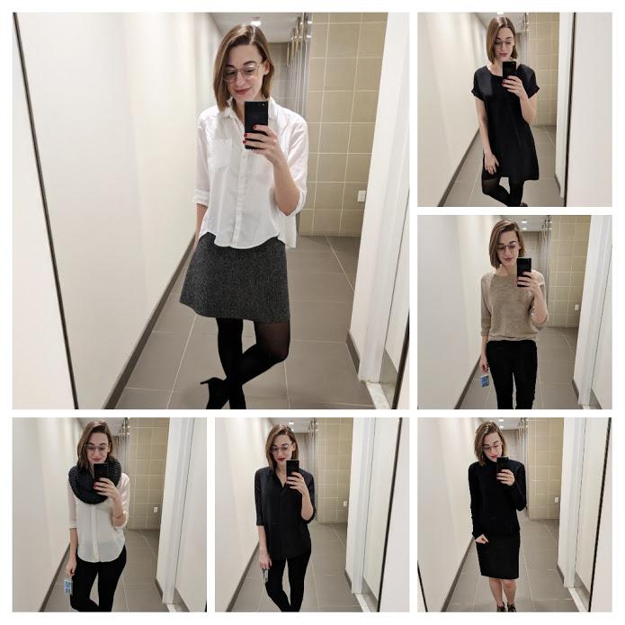 19 Items of Clothing Until April: Days 1-6Recap
