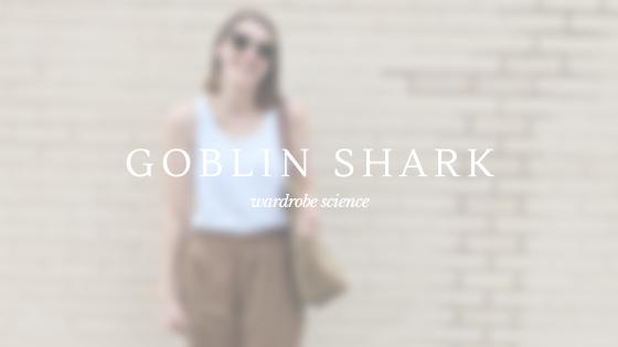 Goblin Shark banner