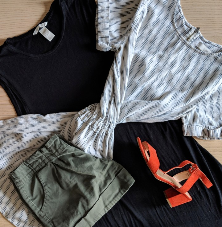 Wear Count 0: Evaluating My Summer Capsule Wardrobe