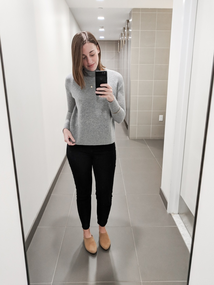 everlane square cashmere sweater