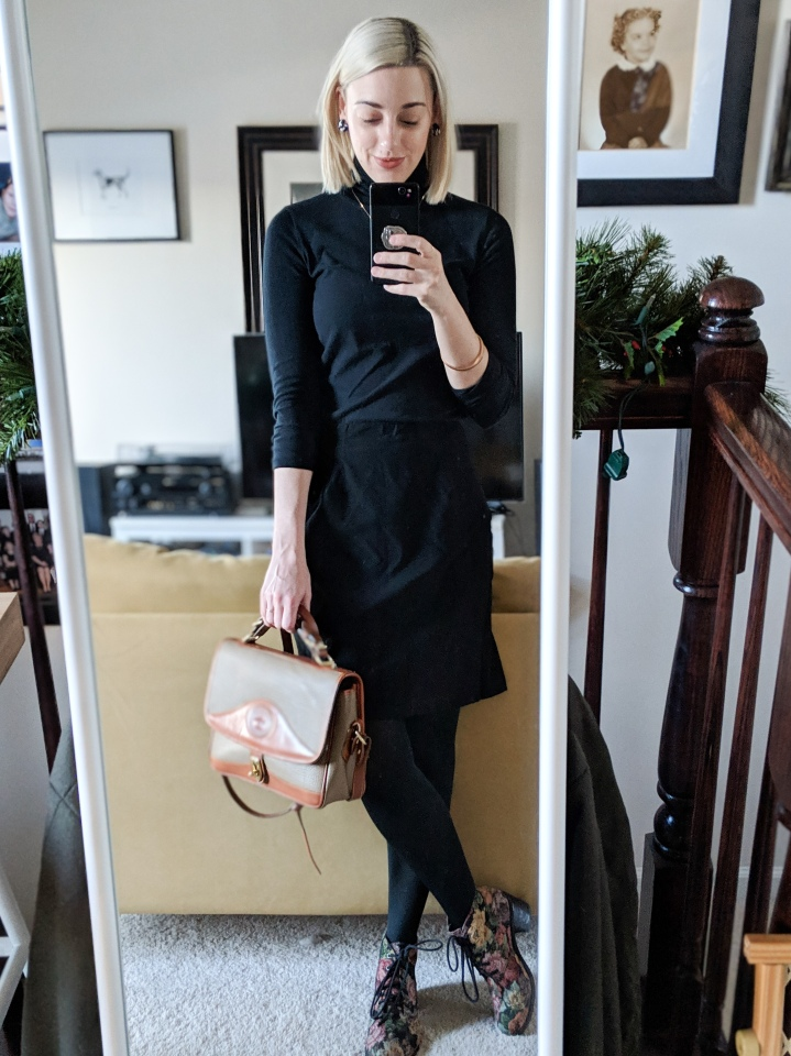 minimalist outfit eileen fisher