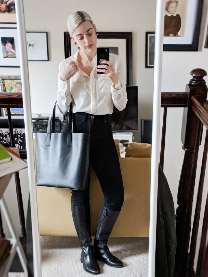 Everlane Day Square Tote