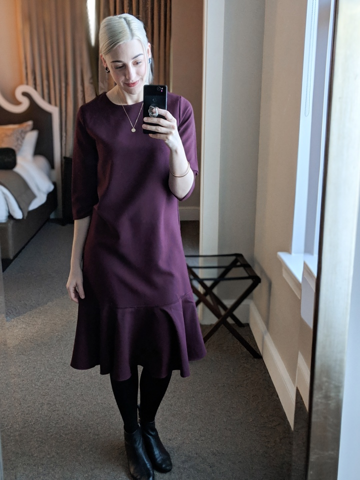 solika milka dress review