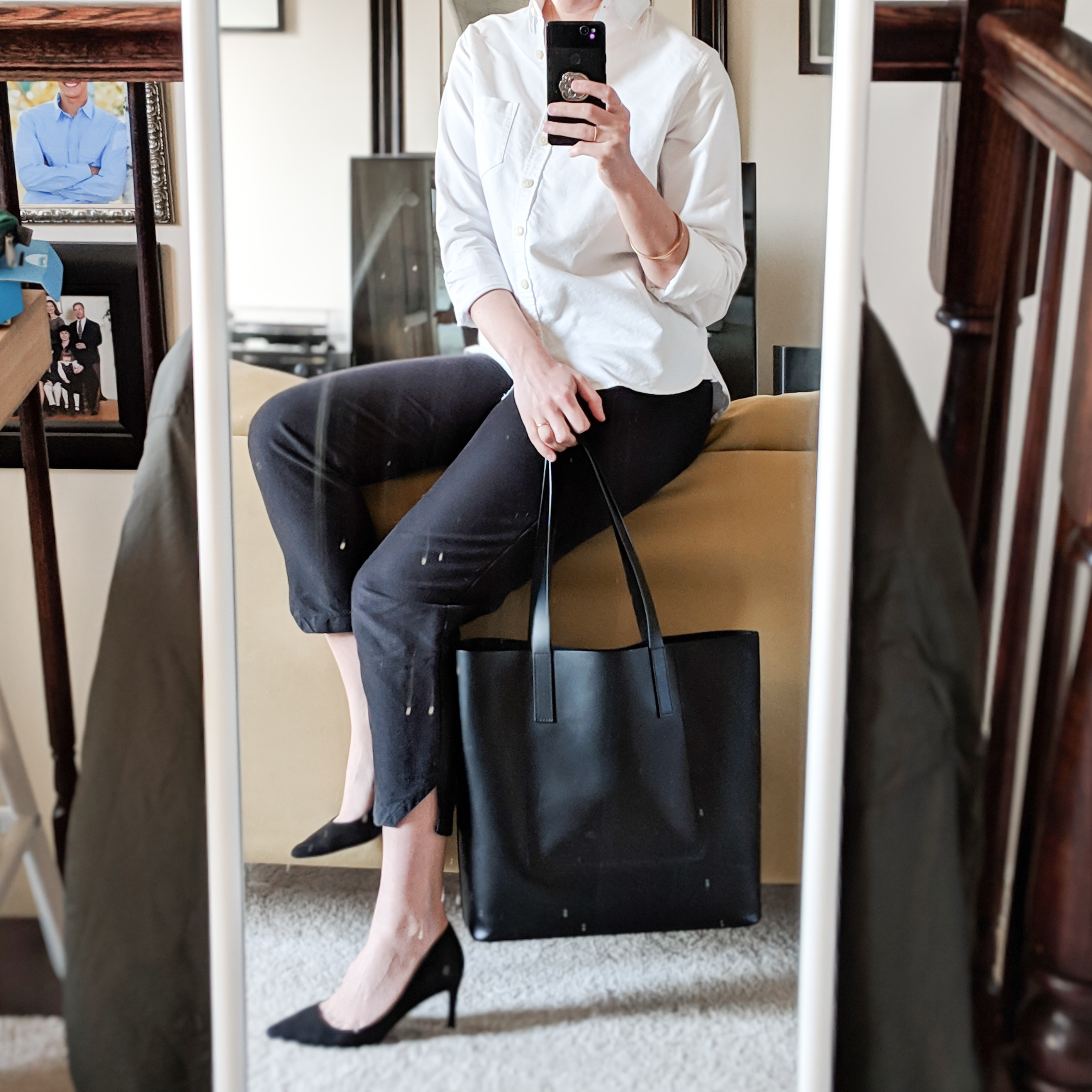 Why the Everlane Day Square Tote is the