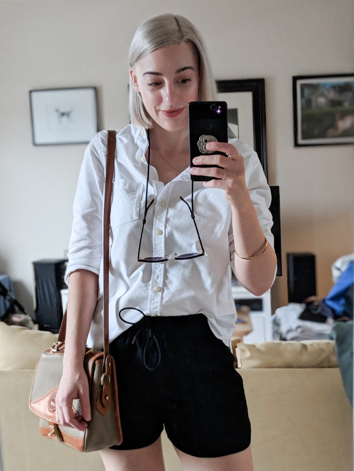 What I Wore | Spring Outfits and Some Honest Thoughts on Everlane Tread