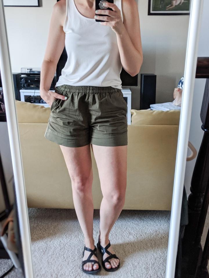 Days 24-27 |Shorts!