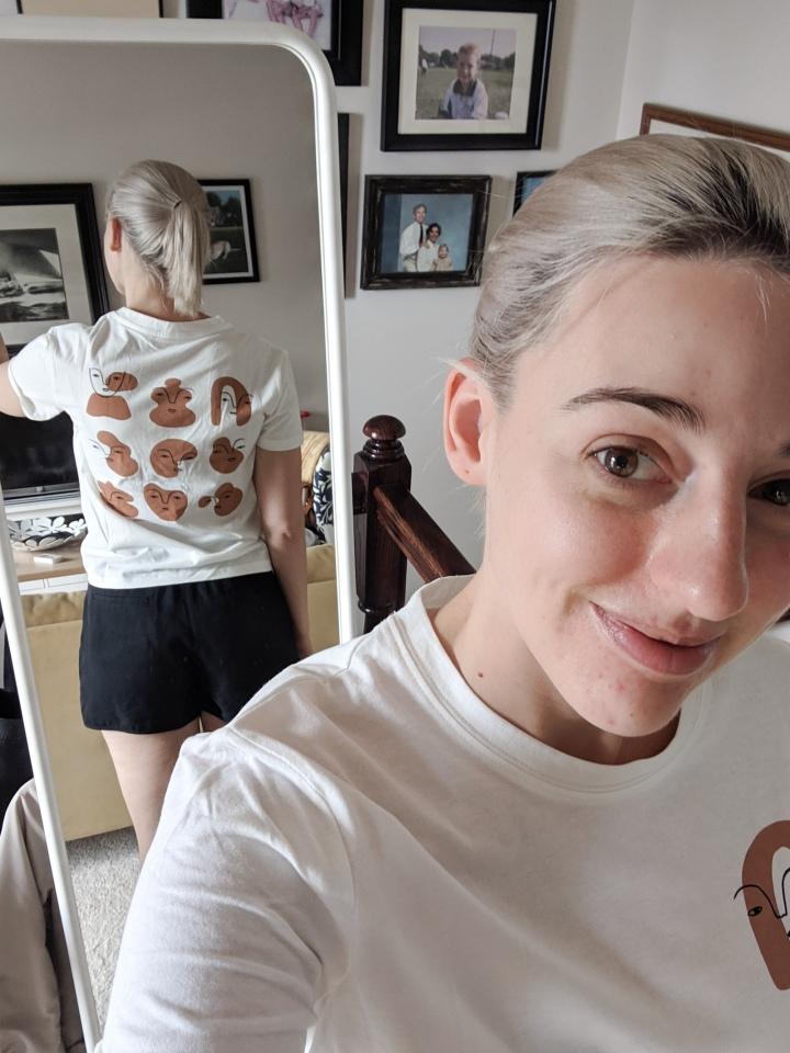 tradlands les femmes shirt