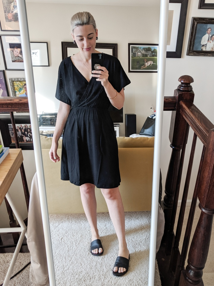 wool& brooklyn dress