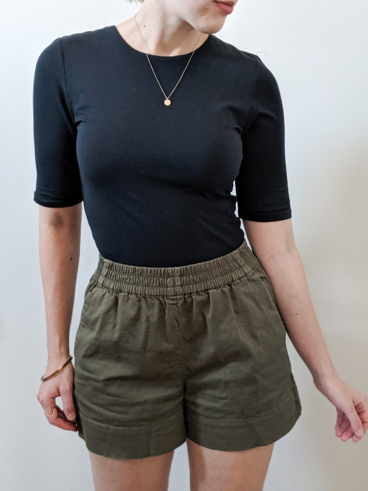 everlane crew nexk body suit review