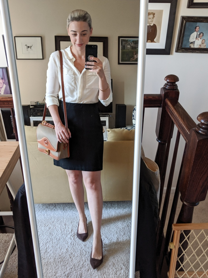 classic business casual outfit