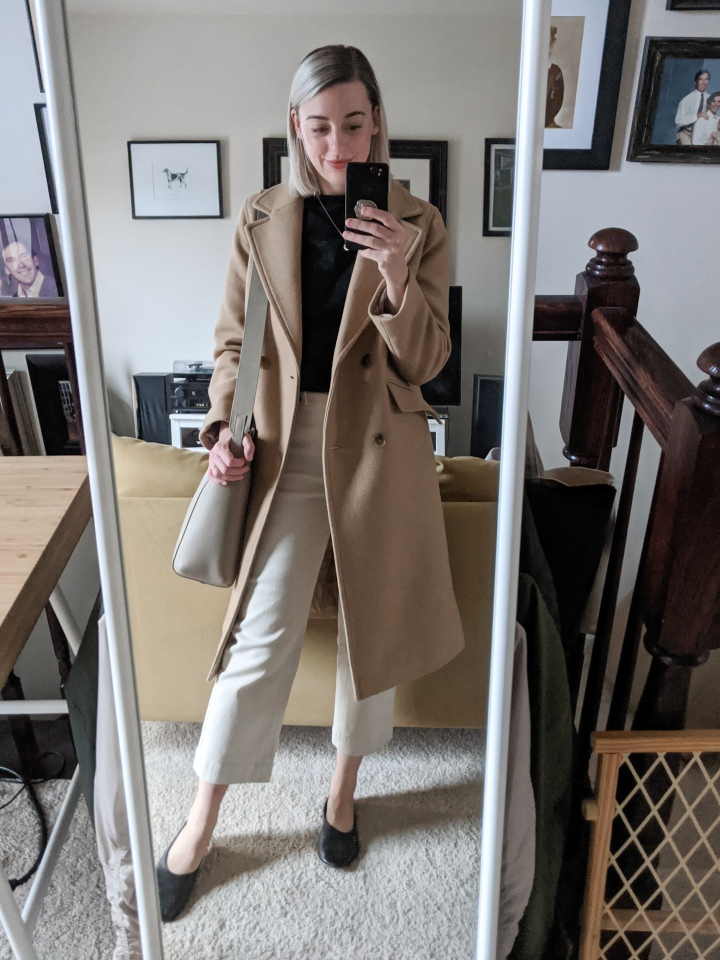 everlane straight leg crop review