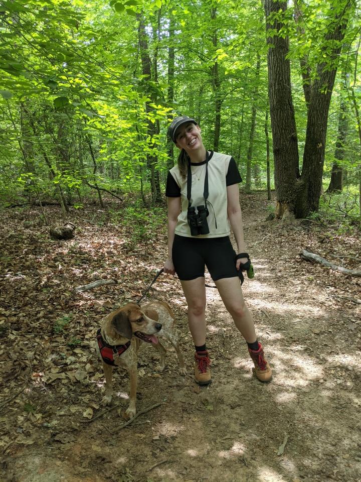 What I Wore |Hiking